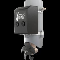 XFORCE SE-40 125/P Bow Thruster, 12V (fiberglass tunnel) SET