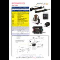 SeaStar Set Optimus EPS Sterndrive 1 Engine – 1 Station