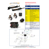 SeaStar Set Optimus EPS Inboard 2 Engines – 1 Station