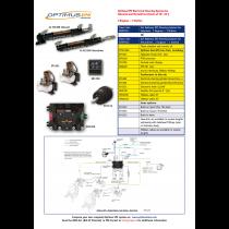 SeaStar Set Optimus EPS Sterndrive 2 Engines – 1 Station