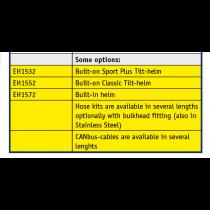 SeaStar Set Optimus EPS (01-02-06-07-11-12) Options