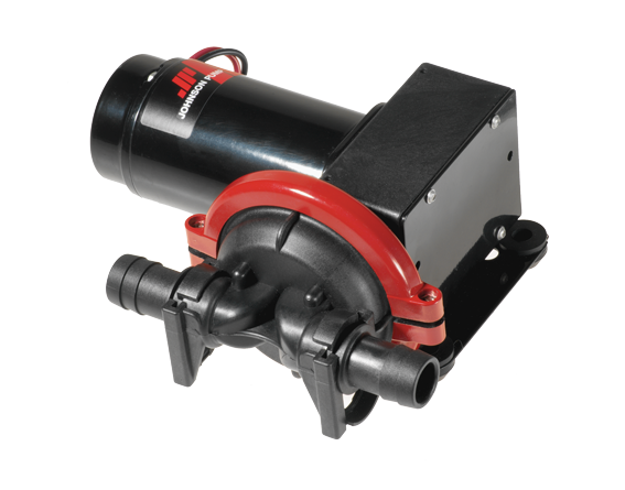 Johnson Pump Viking Power 16, self-priming Bilge-, Waste & Toilet Pumps