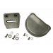Aluminum Anode Kit Navalloy, Volvo SX